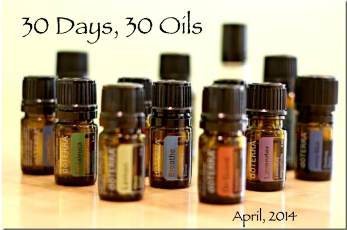 30 Days, 30 Oils copy
